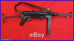 MP40 SMG, Marushin, German, WW2 replica, Non firing, movie prop
