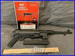 MP40 auto BB gun Movie Prop Die Cast Metal! Looks & feels real AGM MP 40