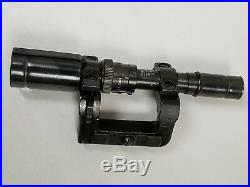Mauser 98k Zf41 Sniper Scope With Mount