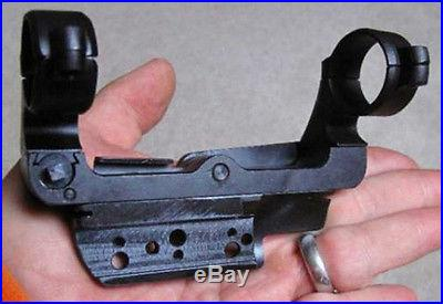 Mauser K98 Sniper ZF39 Scope Reproduction WW2 Wehrmacht