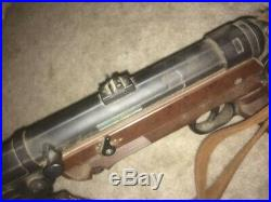 Metal Model Mp 40 Exact Replica With Vintage Sling Moving Parts