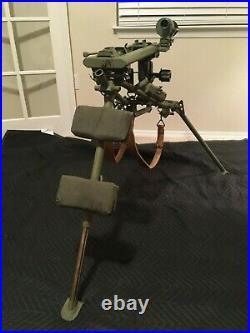 Mg42 Machine Gun Lafette Tripod Yugo with Optic