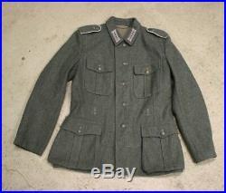 Movie Prop WW2 German M40 Tunic Size 38/40 Wehrmacht Eastern front