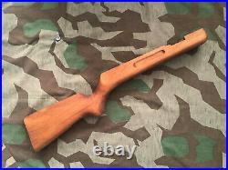 Mp35 Bergmann Wood Stock Best Quality