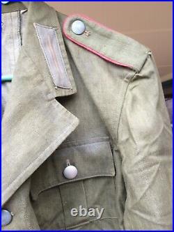 NEW PRICE WWII German Army Afrika Korps Tunic