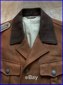 NSKK Tunic Replica-German WW2 Uniform-SizeXL(44/46R)