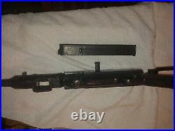 Non Firing Replica German WWII MP 40 All Metal