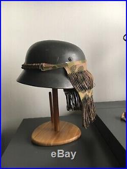 Nordhaus WWII German elite camouflage face Veil Pre War Model
