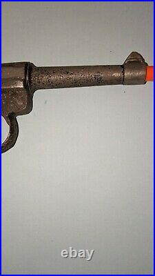 Older WW2 WWII German Luger Metal Hollywood Movie Prop Gun 9mm replica