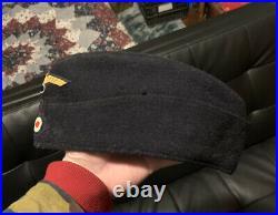 Original German Kreigsmarine WW2 Military Side cap