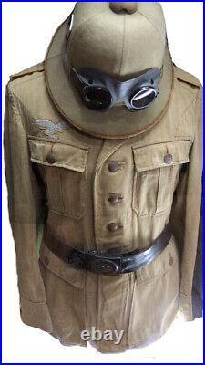 Original German WW2 DAK Tunic