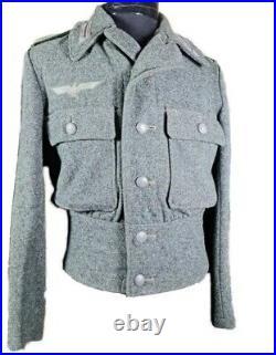 Original German WW2 MINT M44 Uniform Tunic Italian Wool
