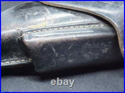 Original WW2 Hardshell P38 Holster Walther Mauser CYQ