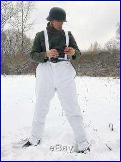 Pants/trousers for Elite winter fur parka/anorak Kharkov