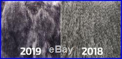 Parka/anorak Kharkov 2nd model gray fur