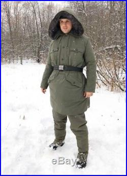 Parka/anorak Kharkov gray fur