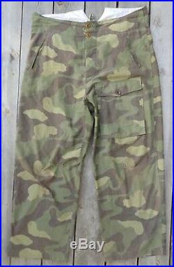 Quality Camouflage Grouping 44 Dot Jacket with Italian Camo Trousers LAH HJ 12th