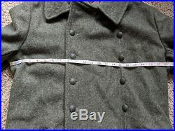 Replica WW2 German Overcoat WWII