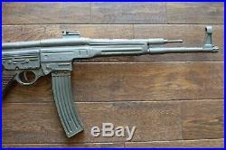 Replica WWII German StG 44 Sturmgewehr Rifle Non-Firing Prop Gun Wehrmacht