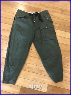 Reproduction WW2 German Army Tanker Assault Gunner uniform jacket & Trousers