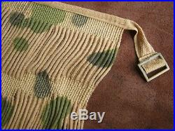 Reproduction WW2 German elite sniper camouflage face veil