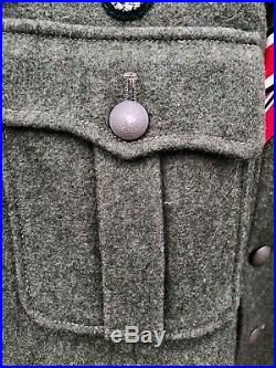 Reproduction World War 2 WWII German Officers Uniform