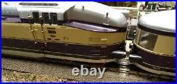 Rivarossi HO WW II era German Passenger Train Set RARE DR Ep II & III DC Analog