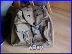 Rucksack Back pack Gebirgsjager