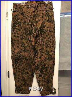 SM Wholesale DOT 44 HBT Trousers Size 36