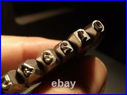 Set Stamps 3 mm for MP40