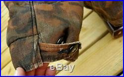 Sm Wholesale Large Early Made Model Repro Of A German Wwii Elite Camo Parka