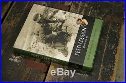 The Estonian Legion In Words And Pictures Huge Book Ww2 Estonia Waffen Ss 1944