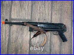 Toy Replica MP-40 German Non Firing Marushin ave-40 Schmeisser Submachine Gun