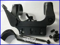 Type 3 SSR sniper scope Mount German K98 98k Mauser, 100% machined, not casted