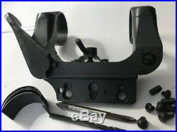 Type 3 SSR sniper scope Mount German K98 98k Mauser, 100% machined, not casted