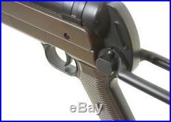 Umarex Legends-WWII Sub Machine Gun- MP-40.177 Cal. CO2 Powered. Fun