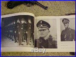 Uniforms of the SS Combine 6 Volumes/ Mollo, & Cloth Insignia of the SS/ Angolia