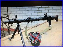 Ural / Dnepr Designer copy German machine gun MG34 (FAKE) model of WWII weapon