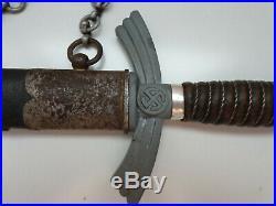 WW11 German Ceremonial Dagger