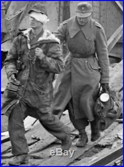 WW2 1943 German Parka camo