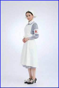 WW2 Deutsches Rotes Kreuz German Red Cross Nurse Uniform Set