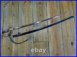 WW2 German Army Ordnance Sword by ALCOSO with Portapee