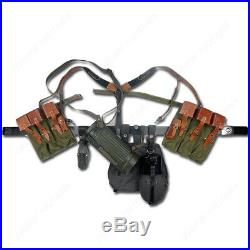 WW2 German Army mp44 Canvas Pouch Equipment Combination Solider Gear Hi-Q 1943