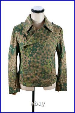 WW2 German Elite DOT 44 camo panzer wrap/jacket