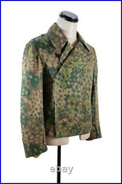 WW2 German Elite DOT 44 camo panzer wrap/jacket L