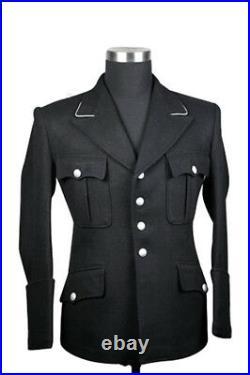 WW2 German Elite M32 Officer Gabardine Jacket dress tunic
