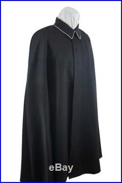 WW2 German Elite black Gabardine cape 2XL