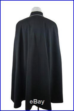 WW2 German Elite black Gabardine cape XL