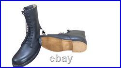 WW2 German Fallschirmjager Boot Black Size Us 6 to US 15