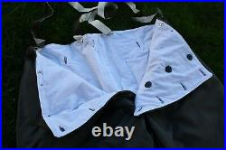 WW2 German Grey Waffen Winter Parka Trousers European made MADE IN GERMANY M